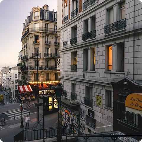 Fiscalité immobilière à Paris 8